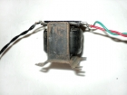 old radio audio transformer