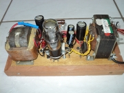 Stewart Warner 345 power supply