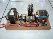 old receiver power supply