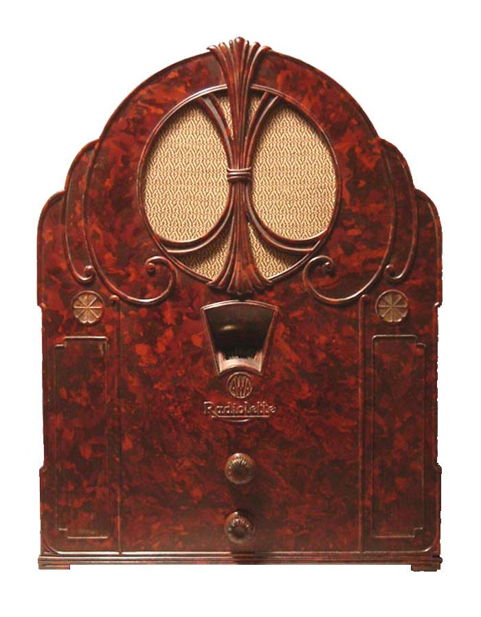 AWA Radiolette C87 - 1932-33