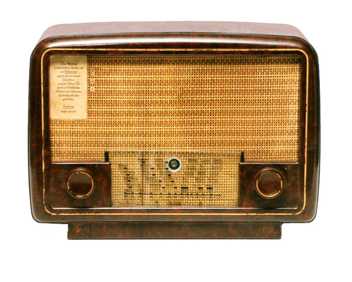 RFT Stern Radio Berlin Type 1U11