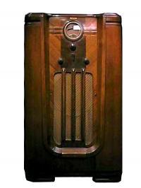 Philco 650X 1936