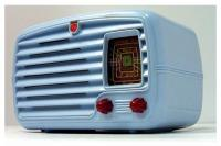 Philips 100-Radioplayer 1947