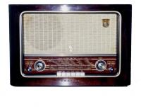 Philips BX454A 1955