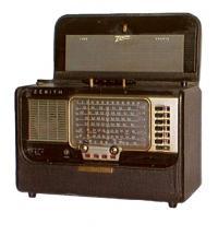 Zenith Transoceanic-T-600 1953