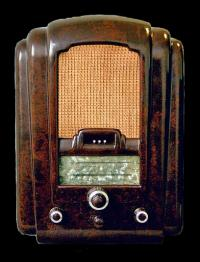 Ferranti Jelly Mould Radios